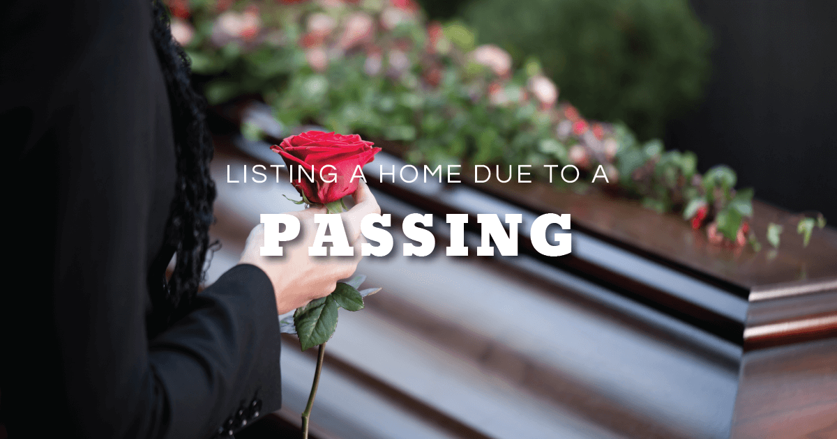 Passing of a Loved One