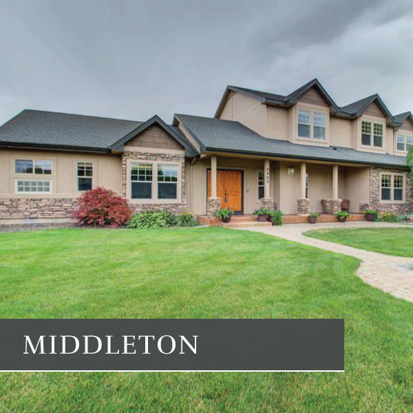 Middleton Homes & Real Estate