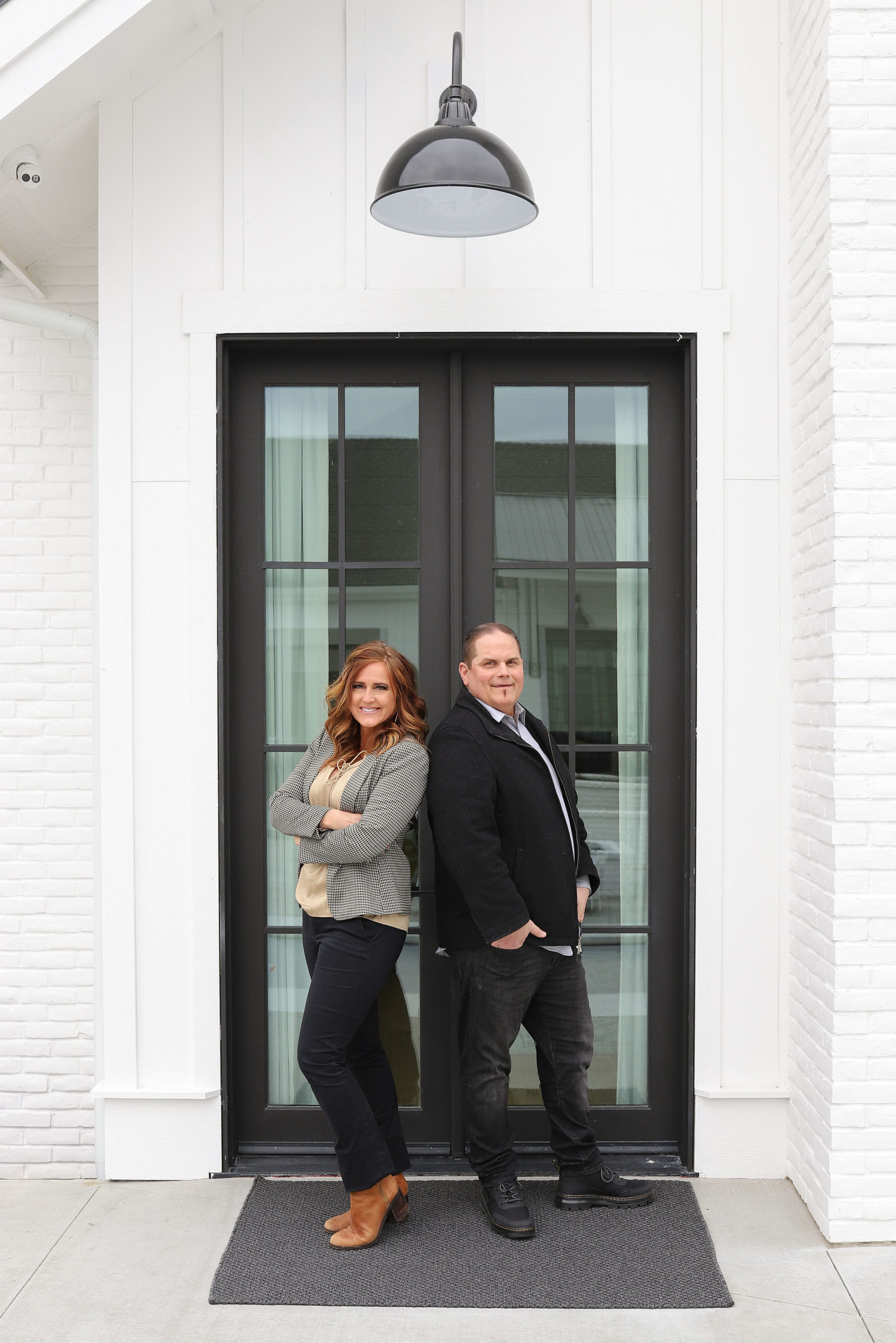 Amy & Jon Phillips with Eagle Creek Realty Group
